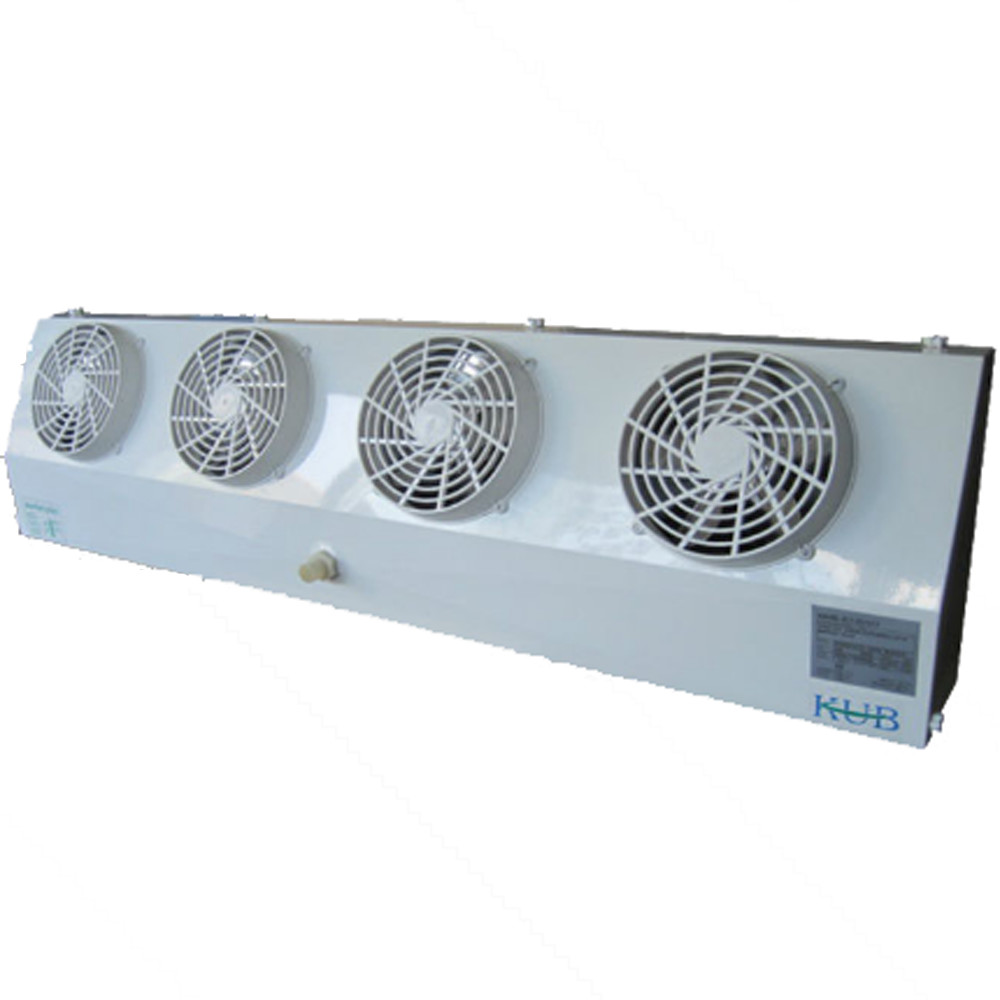 KUBD-4D Cold Room Freezer Units ,  Four Fan Motor Refrigeration Air Cooler With Shaded Pole Fan Motors