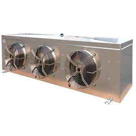 304L Stainless steel air cooler housing with SS mesh cover, the blades are not stainless steel
